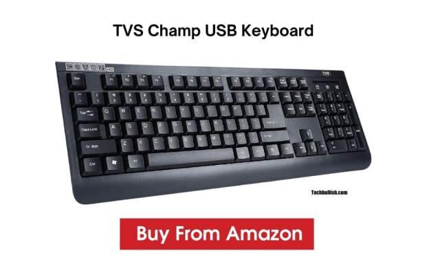 best keyboard under 500-TVS-Champ-USB-Keyboard-under-500