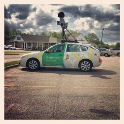 Soogle Street View Car