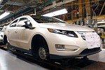 DETROIT- NOVEMBER 30: A General Motors Chevrol...