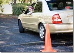 Teen Driving Test - Parking