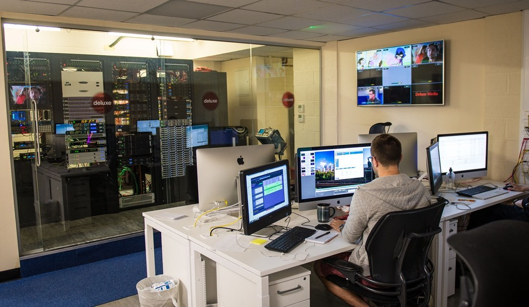 Deluxe Media Delivers Fast, Broadcast-Quality Content with Avere