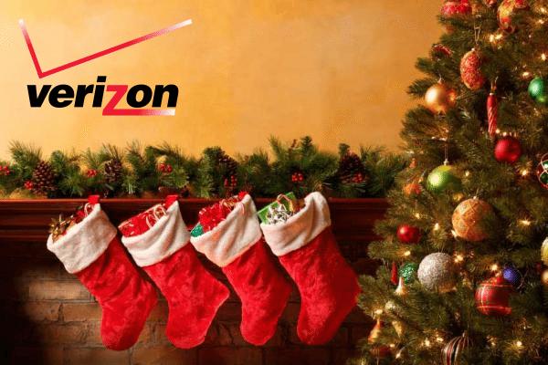 Last Minute Christmas Shopping At Verizon Wireless