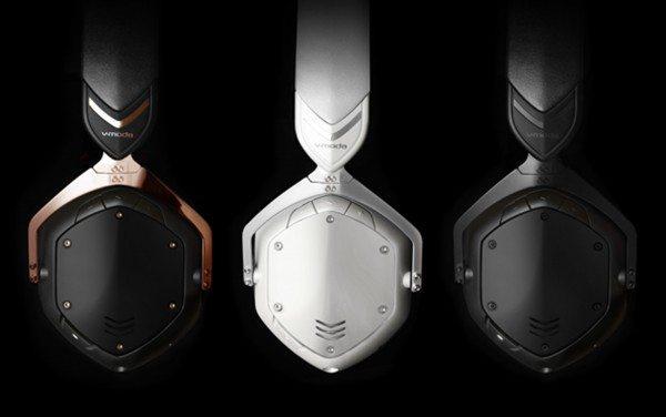 V-MODA Unveils 'Crossfade 2' Wireless