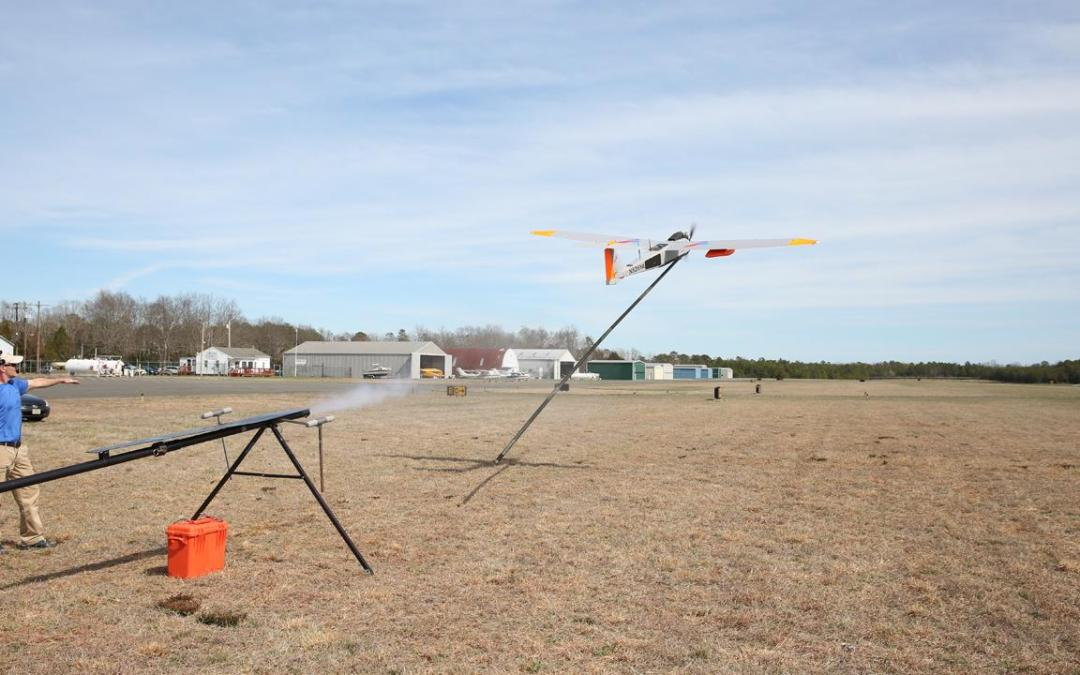 Verizon conducts new drone test to deliver 4G LTE service from the air