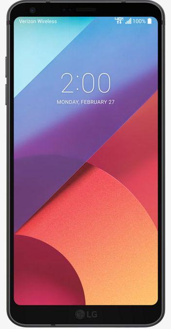 Hands On: LG G6 for Verizon Wireless