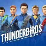 Amazon Prime: Thunderbirds Are Go – review