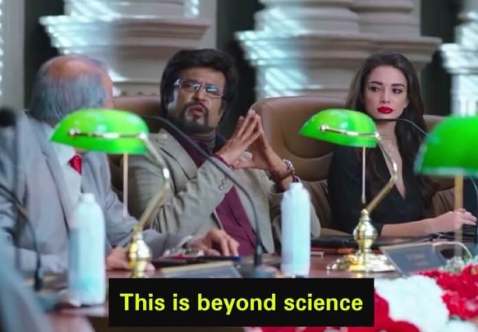 Beyond Science Meme