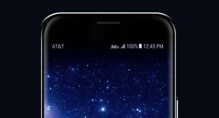 Galaxy S8 5G-E Image