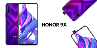 Honor 9x India launch