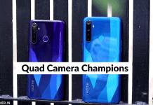 Realme 5 Pro Quad Camera