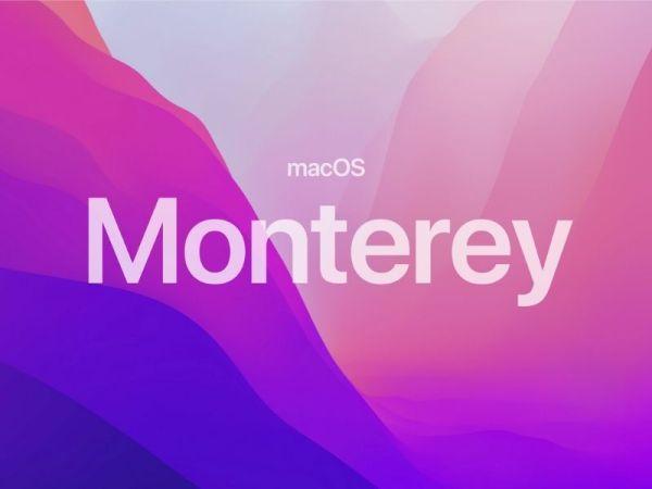 Apple WWDC 2021 macOS