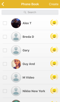 chat-list