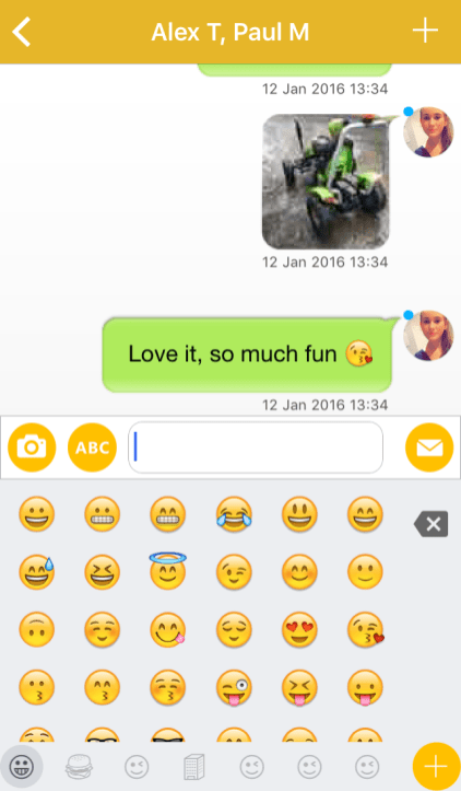 chat-room-emoji