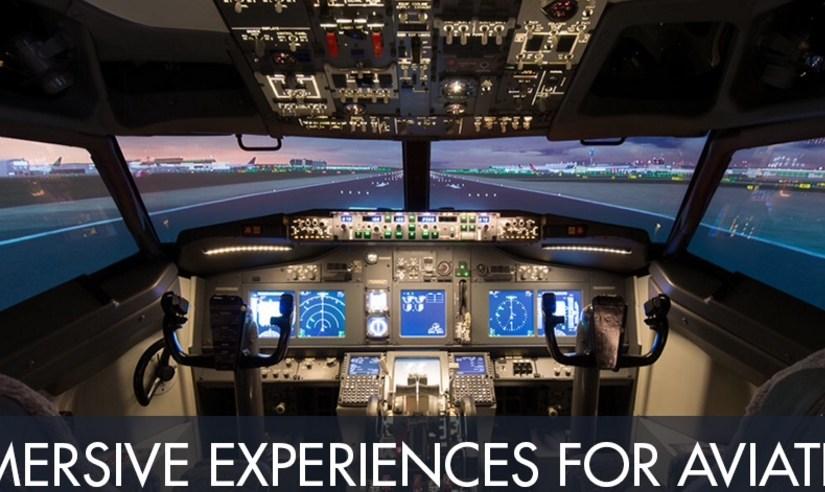 MENTOUR 360 – Virtual Reality experiences for the Aviation Industry. #VirtualReality #Aviation