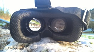 View with AR/Camera viewer