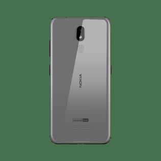 [289746]HMDGlobal-Nokia3.2-Grey-Back