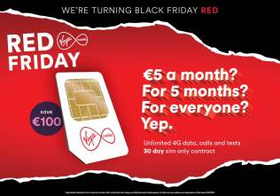 Red Friday Mobile Offer