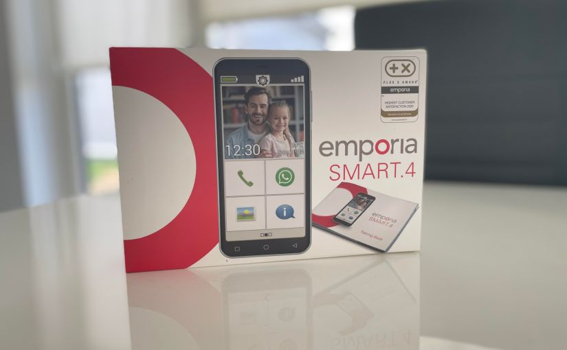 Tech Review – Emporia Smart 4 smartphone for seniors. #Emporia #Smart4 #RealHandsOn