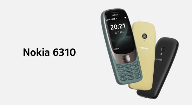 Nokia 6310 2021 techbuzzireland