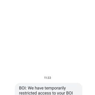bank of ireland scam