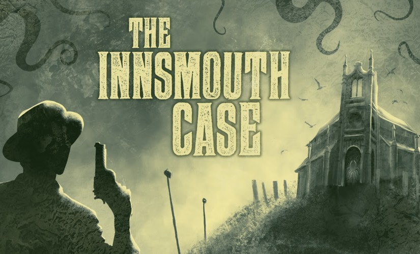 The Innsmouth Case Out Now on Xbox and PlayStation Consoles