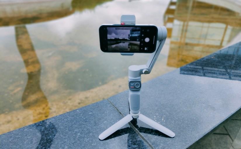 Tech Review – ZHIYUN Smooth Q3 gimbal.