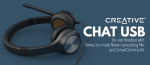 Tech Review – Creative Chat USB-C headset.