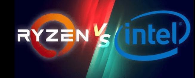 Intel Core i7 vs AMD Ryzen 7