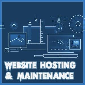 Web Hosting and Maintenance