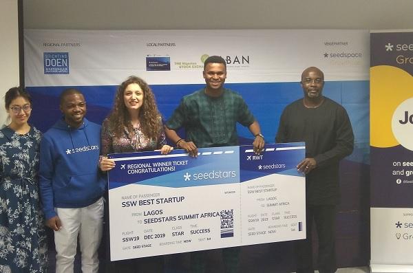 Agriculture startup Crop2Cash wins Seedstars Lagos 2019 | TechCabal