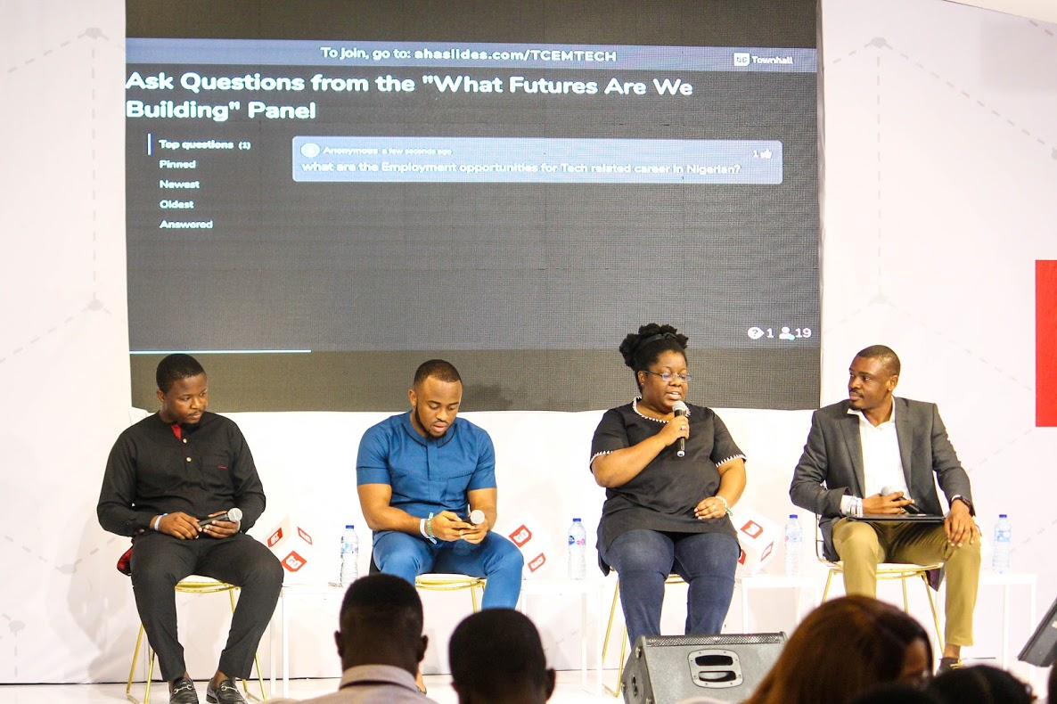 TCTownhall Snippets: Blockchain could be one of the biggest game changers for Africa | TechCabal