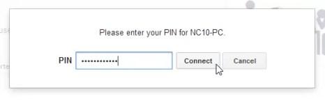Chrome Remote Access
