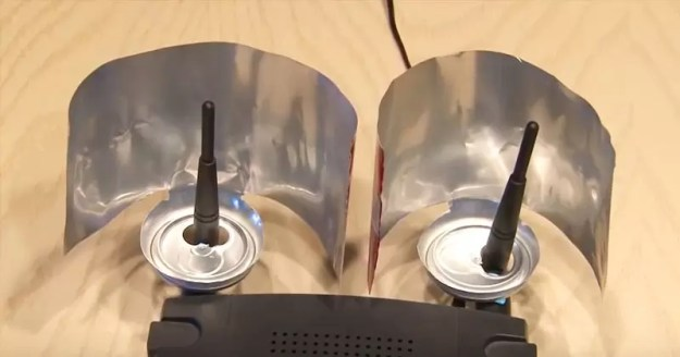 How To Boost Your Wi-Fi Signal Using A Beer Can