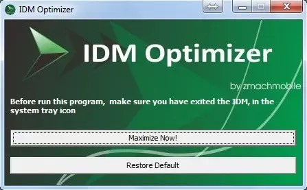 Double The IDM Download Speed