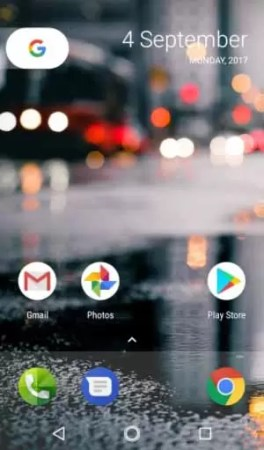Get Android Oreo Launcher