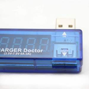 USB Charger Doctor Mobile Battery Tester Image