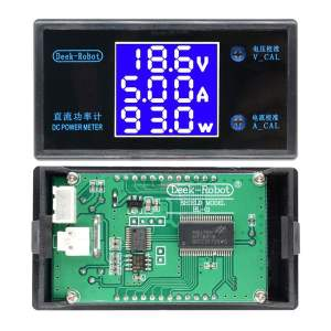 digital volt meter
