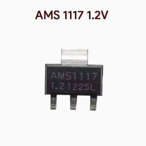 AMS 1117 1.2v Fixed Voltage Regulator