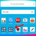 Error de servidor Google Play: Ir al menú de configuración
