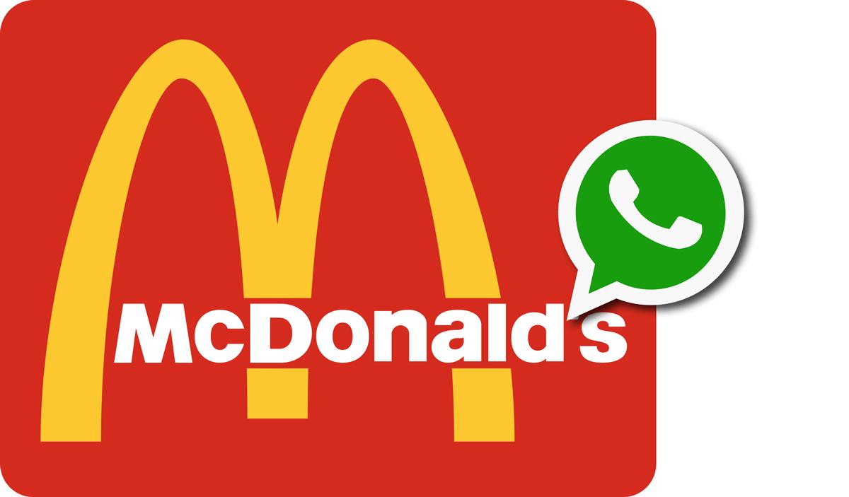 Cuidado con las supuestas promociones de McDonald's en WhatsApp y Facebook! - TECHcetera