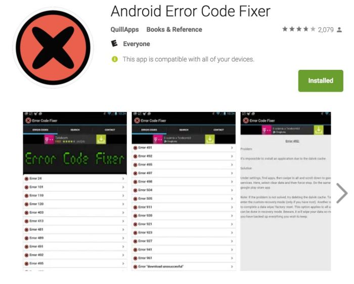 Esta aplicación de Google Play podría ser la salvación para muchos usuarios de #Android!