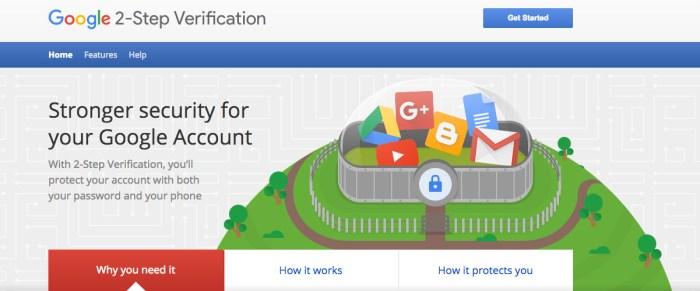 Google lleva la autenticación de dos factores a otros niveles!