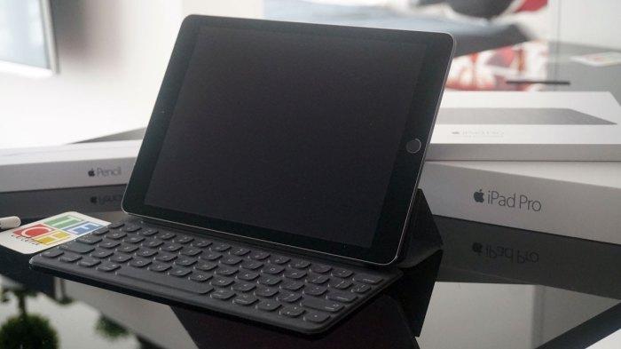 Realmente se puede producir con un iPad Pro durante un viaje?