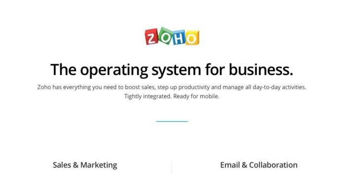 ¿Cómo así que hay un Sistema Operativo para Empresas?