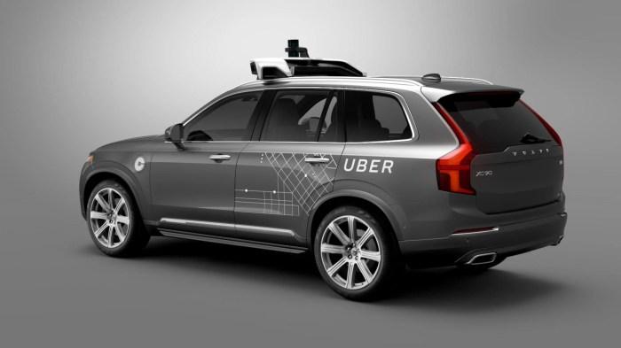 Uber va más rápido de lo que creemos