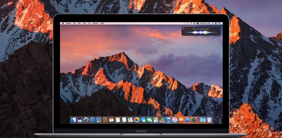 6 razones para actualizar su Mac a macOS Sierra - TECHcetera