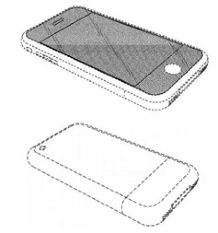 Los diseños en conflicto Apple vs Samsung