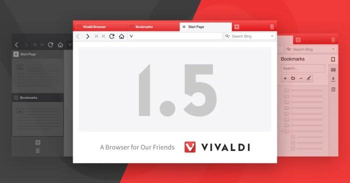 Por qué usar Vivaldi y no otro navegador?