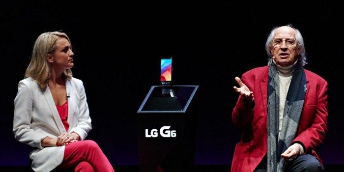 Qué se trae entre manos LG con el #G6?
