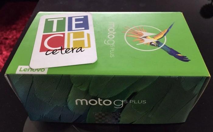 #MotoG5 y #MotoG5Plus: No hay quinto malo!